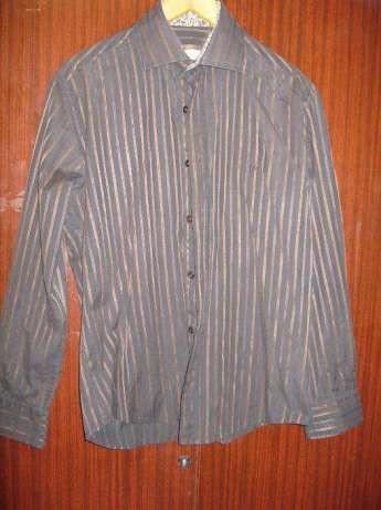 Мужская рубашка фирмы Bionni Moretti. 41 ворот