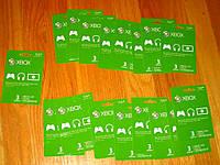 Xbox Giftcard на 10$