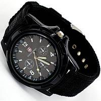 Мужские наручные часы Swiss Army black. Акция!