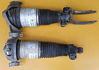 Пневмобаллон пневмостойка амортизатор задний правый 7L6512022E VW Touareg Туарег