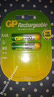 Аккумулятор GP ААА 700mAh ( R03, мини-пальчик)