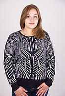 Женская кофточка увеличеного размера, фото 1