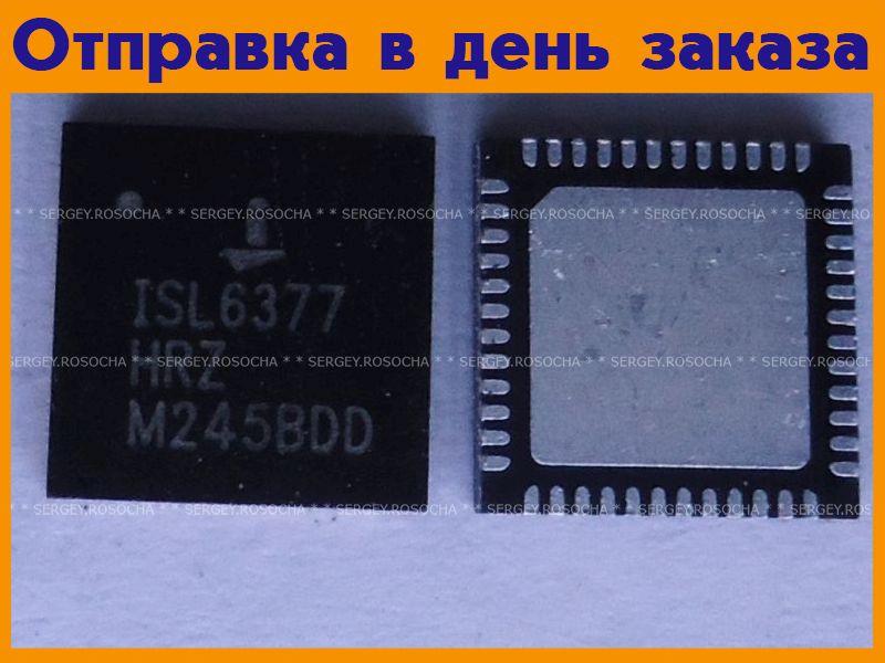 Микросхема ISL6377HRZ  #1433