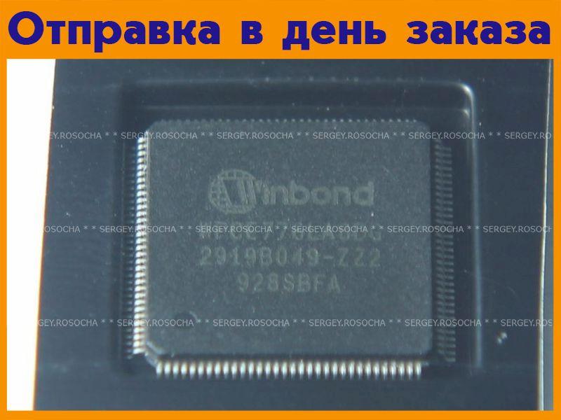 Микросхема WPCE776LA0DG  #1251