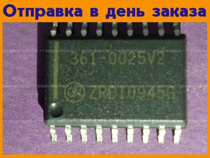 Микросхема 361-0025V2   #555