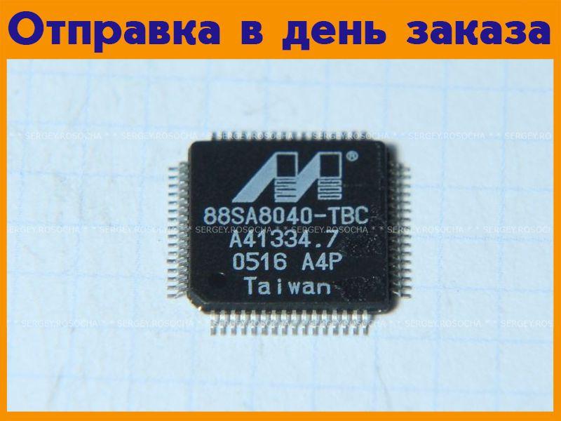 Микросхема 88SA8040-TBC  #1091