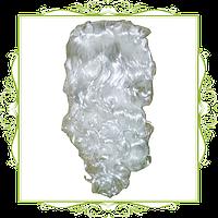 Борода Деда Мороза 50 см.