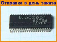 Микросхема BQ20Z951DBTR-R150  #1309
