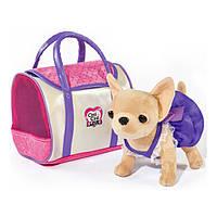 "Мягкая игрушка «Chi Chi Love» (5897407) собачка Чихуахуа ""Стайл (Style)"", 20 см"