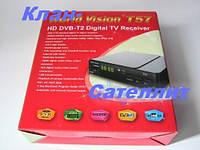 Эфирный Ресивер-тюнер DVB-T2(т2)World Vision T57 -есть опт
