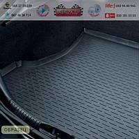 Коврик в багажник Мазда CX7 с 2007➠✓ цвет: черный