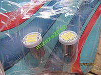 Светодиод цокольные габаритов 3SMD диодов белые 2