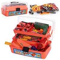 Детские инструменты в чемодане M 21345
