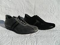 Кроссовки кожа принт, все размеры 36-41