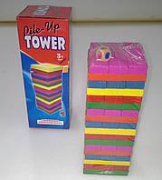 C 543 Деревянная башня-пирамида