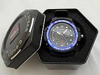 Часы мужские G-Shock - Gulfmaster blue (копия)