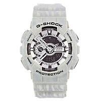 Часы G-Shock - 110GB - white energy +бокс (копия)