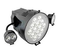 Накамерный светодиодный свет Shoot XT-1, 6300K (3200K/фильтр).