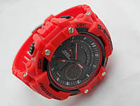 Часы G-Shock - Twin Sensor - RED (копия)