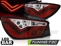 Фонари стопы тюнинг оптика Seat Ibiza 6J