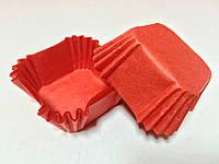 """Форма для маффинов """"Красные"""" (квадрат) (код 05152)"""