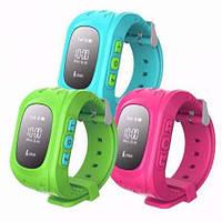 Детские Часы Q50 c GPS (смарт часы)