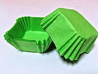 """Форма для маффинов """"Зелёные"""" (квадрат) (код 05150)"""