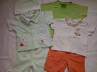 Набор летних вещей малышу