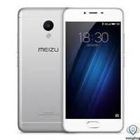 "Meizu M3S Silver 2GRAM, 16G ROM 5.0"", IPS, 1280 x 720,  3G, 3000mA"