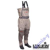 91241 Полуконбинезон забродный дышащий NORFIN