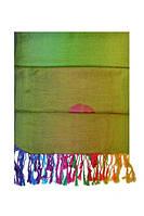 Модный палантин из натуральной ткани, фото 1