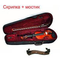 Rafaga AC 1/2 Скрипка c мостиком