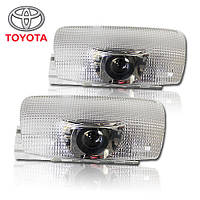 TOYOTA LED Welcome lamp with Logo