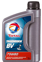 Масло трансмиссионное TOTAL TRANS.GEAR 8  75W-80 API GL-4+ 1л