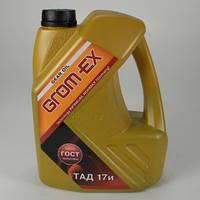 Масло трансмиссионное GROM-EX ТАД-17и  3,5л