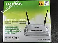 WI-FI роутер TP-Link TL-WR841N оф.гарантия 24 мес