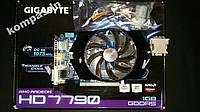 Видеокарта HD7790 1 Гб 128 бит Gigabyte --БУ--