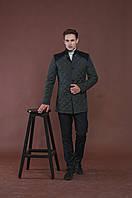 Осенне - зимняя стеганая куртка «Business - casual»