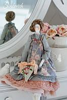 Кукла тильда Лея