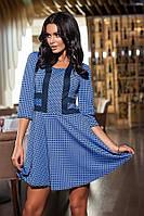 Платье женское узор, фото 1