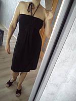 Вечернее коктейльное платье Сарафан Бандо XS-S