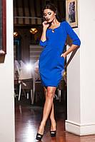 Платье женское украшение 3/4 рукав, фото 1