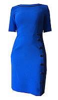 Платье женское пуговицы, фото 1