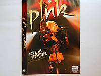 P!NK-Live In Europe 2004 DVD