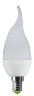 LED лампа LEDEX 6W E14 свеча на ветру 4000К
