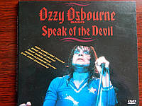 OZZY OSBOURNE-Speak Of The Devil DVD