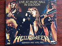 HELLOWEEN-Live At Music Hall In Cologon DVD