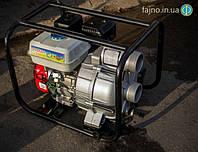 Мотопомпа для грязной воды Победит PWP-60T (60 м³/час)
