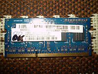 Oперативная память для  ноутбука  DDR3 2GB
