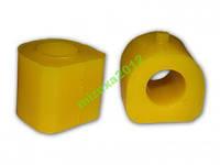 Полиуретановые втулки стабилизатора попер 2101-07
